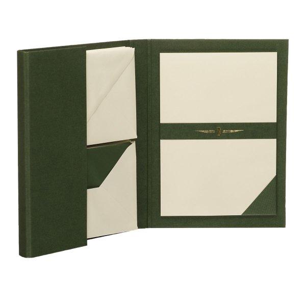 Paper Royal - Briefpapiermappe 15/15 DIN A5/C6, cham.gerippt