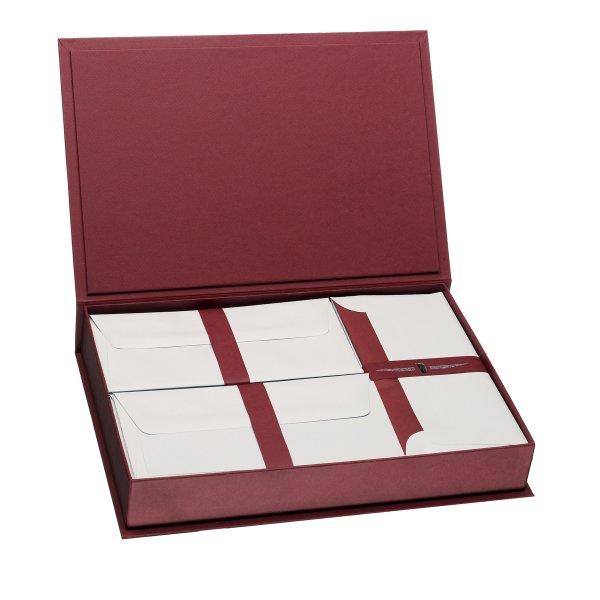 Paper Royal - Briefpapierkass. 40/10/50, A4/DL/DL,grau ger.