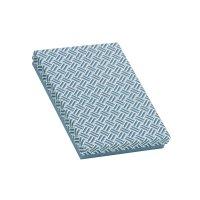 Twist-Smoky Blue - Briefpapierkass. 15/10, DIN A5/C6