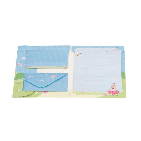 Märchen-Prinzessin - Briefpack 10/10 - 165x235/90x177
