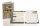 Bonnie- Briefpapierpack 10/10 - 165x235/90x177