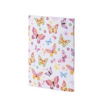 Flying Butterflies-Briefpapierpack 10/10 -185x250/Ft.7