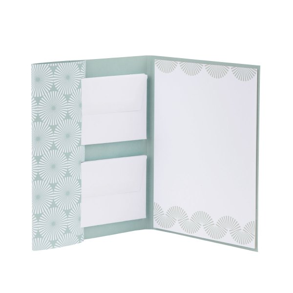 Green-Circle - Briefpapierpack10/10 -185x250/Ft.7