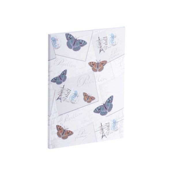 Papillon - Briefpapierpack10/10 -185x250/Ft.7