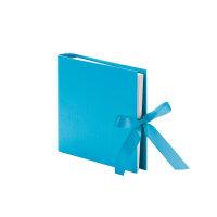 Fotoringbuch (2) m. Inhalt  50/Seit. 230x210 mm, pac.m.Schl.