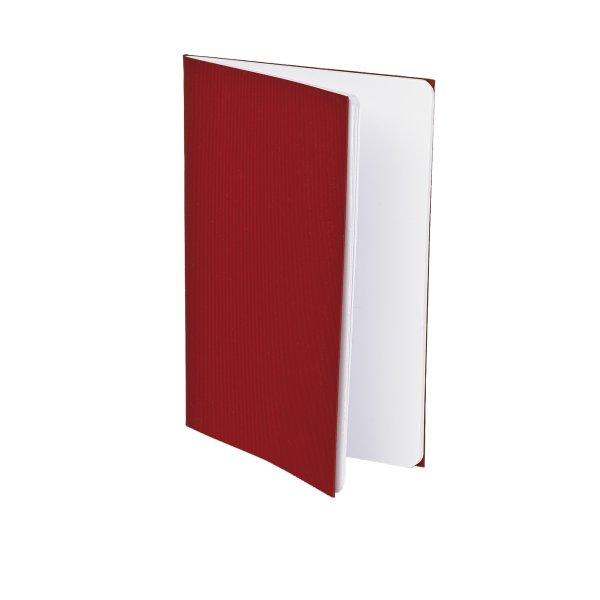 Notizheft A5, rot - (SOHO-Bezug)
