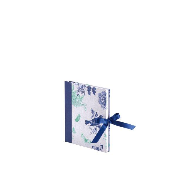 Bornholm-geb. Buch 96 Blatt/210x210 mm, mit Schleife