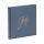 Ascona, Navy metallic - geb.Buch, HF Gäste 210x210 (96)