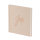 Ascona, Nude metallic - geb.Buch, HF Gäste 210x210 (96)