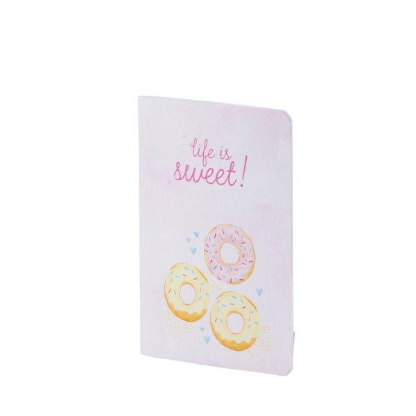 Sweet Summer Life is sweet- Notizheft 48/A5