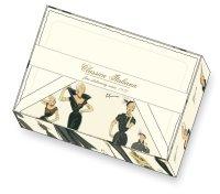 Kartenpackung 10/10 Frauenmode 11,5 x 17 cm